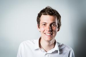 Pierre Dubuc, co fondateur du site OpenClassrooms, Directeur general de la societe Simple IT