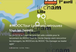 Mooc tour lyon storify